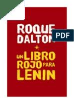 Roque Dalton - Un Libro Rojo Para Lenin