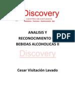 Analisis y Reconocimiento de Bebidas Alcoholic As II1