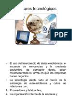 Factores tecnológicos diapositivas