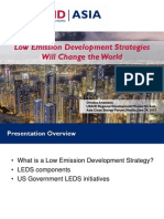 Orestes Anastasia - Low Emission Development Strategies