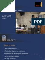 Lyndon Frearson - CAT Projects Bushlight India Model