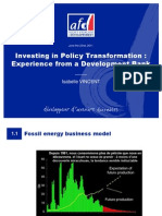 Isabelle Vincent - Investing in Policy Transformation