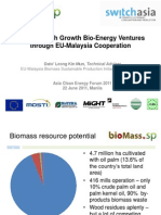 Lee Jia Jing - Spurring High Growth Bio-Energy Ventures