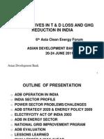 Tika Limbu - ADB Initiatives