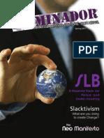 SLB El Iluminador - Spring 2011 Print Issue