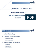MDPI Introduction About Inkjet Printing Technology and Inkjet Inks