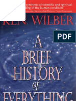 Wilber- A Brief History of Everything