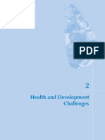 WHO Country Cooperation Strategy - Sri Lanka Health Development Challenges