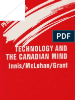 Technology and the Canadian Mind - Kroker