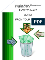 Booklet Part III - How to Make Money From Waste