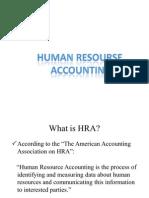 Human Resourse Accounting FINAL