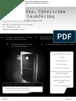 Social Media, Cybercrime and Money Laundering