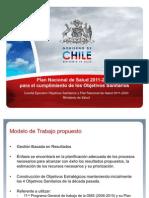 Plan Nacional de Salud 2011-2020 Para El Cumplimiento de Los Objetivos Sanitarios