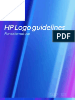 20110318 HP Identity Strategy & Guidelines