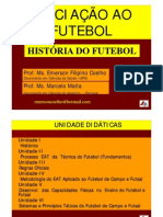 1- Historia Do Futebol e Do Futsal 2010