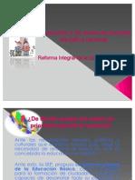 Temas de Prioridad Educativa Nacional