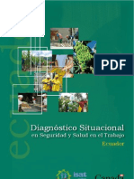 Diagnostico SST Ecuador ISAT 2011
