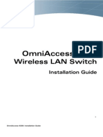 OmniAccess 4308 Installation Guide
