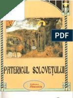 Patericul Soloveţului