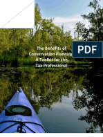 The Benefits of Conservation Planning Toolkit for Tax the Tax Professional