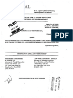 Aurora Loan Services v Weisblum Appellants Reply Brief 01 Nov 2010
