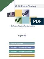 01 Testing Fundamentals