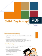 Child Psych Historical Foundations
