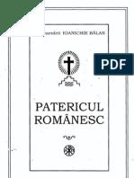 Patericul Romanesc