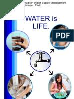 Water is Life - En