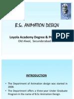Animation Design Nacc Report