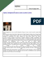25.06.2011 - to Il Nuovo Centro Ascolto Caritas