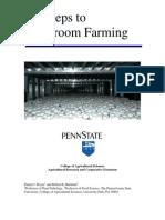 SixSteps to Mushroom Farming