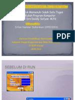 Tugas Delphi Irfan 2A Matematika