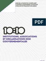 1010 Associations Institutions