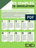 1010 Gestes Education