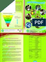 WSSP Folder VN / Tờ rơi về Dự án Cấp nước và Vệ sinh tỉnh Bình Định