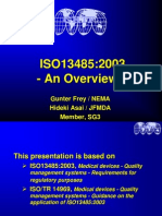 ISO13485 Introduction KL 2008-Gunter Frey-Hideki Asai