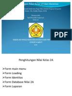 Power Point Listing Program