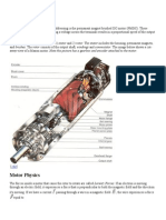 DC Brush Motor Theory