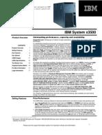 IBM System x3500 SG v4