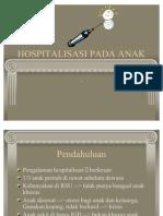 hospitalisasi