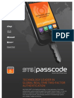 Leaflet Sms Passcode 5.0