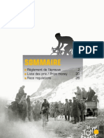 CYCLING TDF2011 Regulations (French + English)[1]