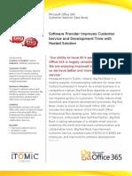 Microsoft Office 365 Case Study - Big Red Book