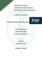 ion de Hipotesis Paola Diaz - Karen Petro y Victor Puello