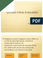 Sistemul fiscal +«n bulgaria