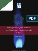 India Methane
