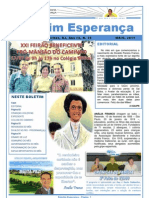 BOLETIM ESPERANÇA 25