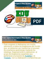 Congreso edublogs