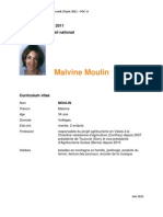 CV Malvine Moulin